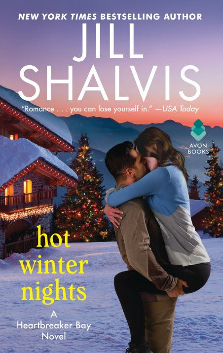 **RELEASE BLITZ** HOT WINTER NIGHTS by Jill Shalvis