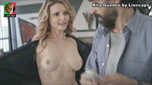 Rita Guedes nua na serie 1 contra todos