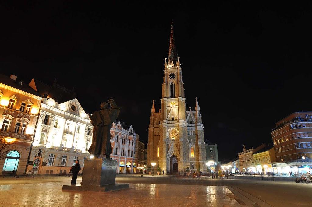 OPEN JE OGEN, VOOR DE ISLAM ZE SLUIT!: Welcome to Serbia