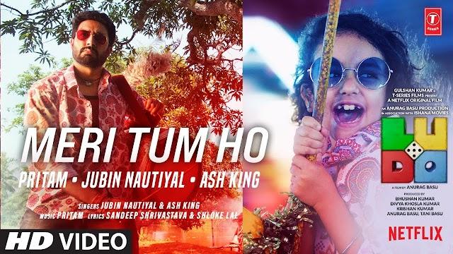 Meri Tum Ho Lyrics - Jubin Nautiyal & Ash King
