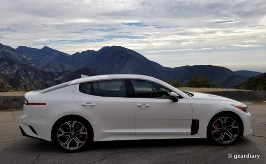 2018 Kia Stinger GT: One Hell of a Fun Ride! • GearDiary