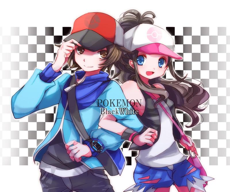 Pokemon Black And White. Pokemon Black and White