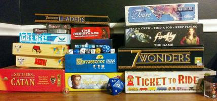 August Board Game Meetup!- Eventbrite