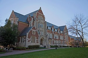 Buttrick Hall at Agnes Scott College. Taken wi...