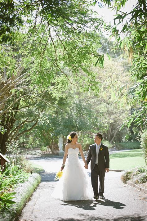 Rose Garden Wedding Ceremony   Royal Botanic Gardens