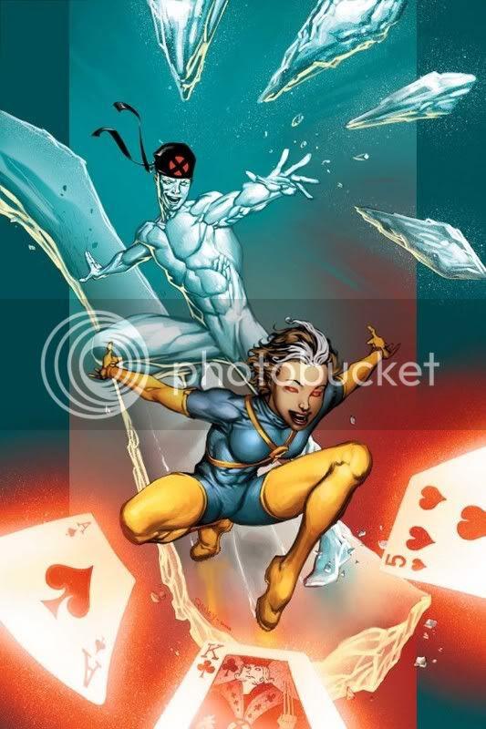 X-men Millenium by Kirkman