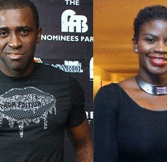 says Frank Edoho denies abusing his estranged wife,he is the most romantic man on earth!