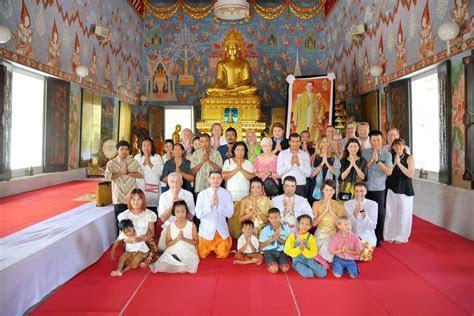 Buddhist Blessing Ceremony Package 01 : Krabi, Thailand