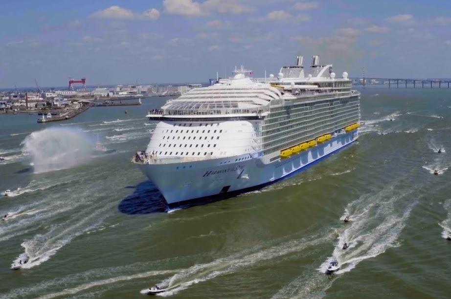 Harmony Of The Seas Ships Reviews