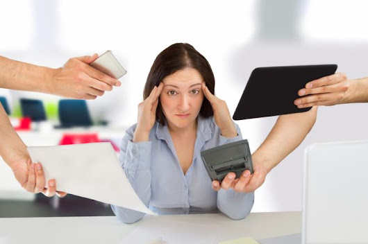 5 Ways Small Business Owners Can Stop Feeling Overwhelmed Every Day - ChamberofCommerce.com