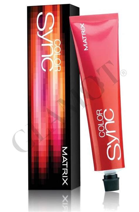 matrix color sync demi color glamotcom