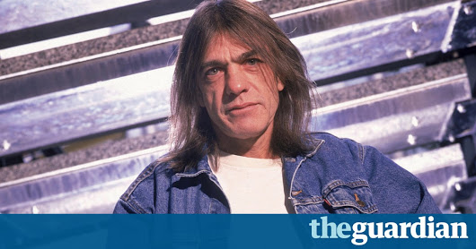 AC/DC co-founder Malcolm Young dies aged 64 | Music | The Guardian