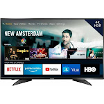 "Toshiba 43LF621U19 - 43"" Class LED - 2160p – Smart 4K UHD TV with HDR – Fire TV Edition - Black"