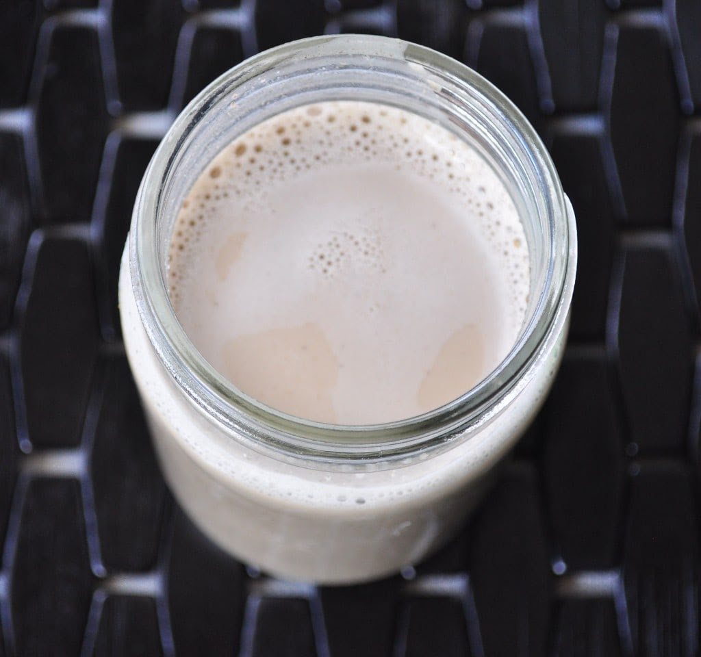 write an expository essay on how to make soya bean milk