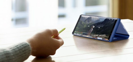 9 things you'll love about the Samsung Galaxy Note 9