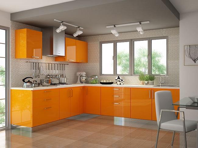 Dapur Bawah Tangga Minimalis | Ide Rumah Minimalis
