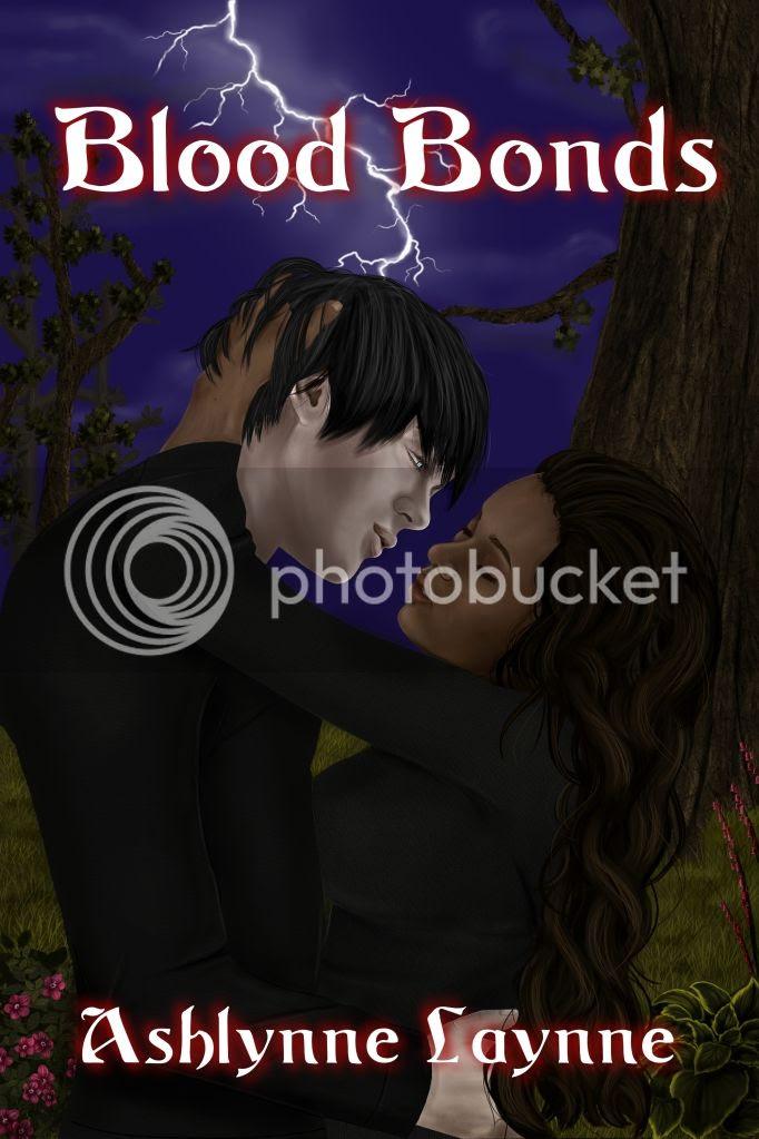 Blood Bonds book cover