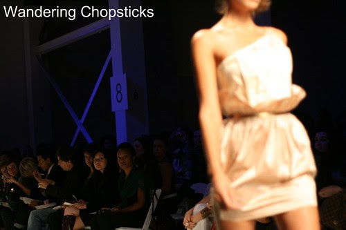 Femme Noir by Phong Hong Debut at Downtown Los Angeles Fashion Week Fashion Angel Awards Emerging Designers Runway Show 3