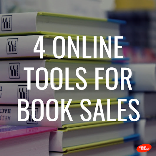 4 Tools That Will Help You Drive Up Book Sales