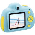 AurouraX 1080P HD Children Digital Camera Selfie Photographic Machine 8MP Camera
