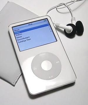 saloperi de merde English: iPod 5th Generation...