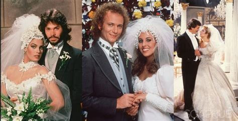 Cast Your Vote: All Time Favorite Soap Opera Wedding