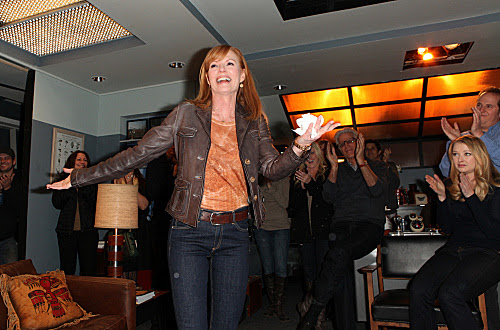 CBS: CSI Las Vegas- Behind The Scenes: Willows in The Wind- Marg Helgenberger as Catherine Willows