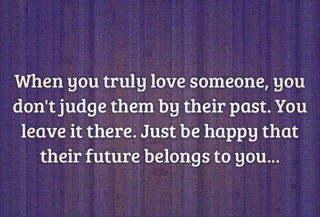 Dont Judge Someone By Their Past Pictures Photos And Images For