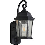 Maximus Coach Smart Security Light, Black