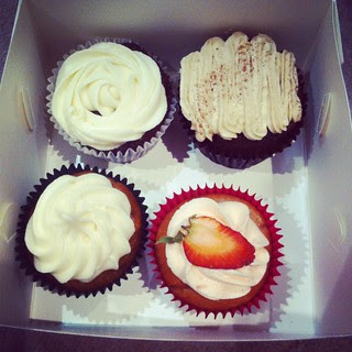 cupcakes from merry