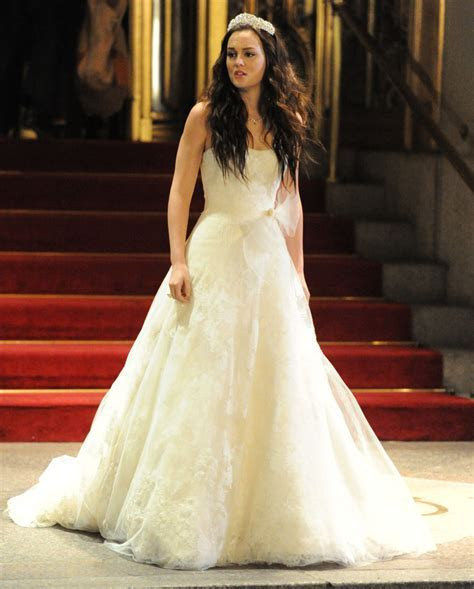 Blair Waldorf's Wedding Dress & More Enviable Fictional