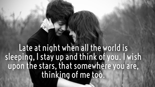 Sexy Thinking Of You Quotes For Him 35 Romantic Thinking Of You