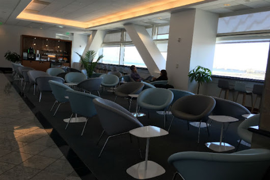 Review: Air France KLM Lounge at San Francisco International Airport