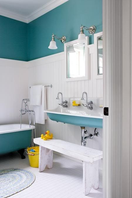 25 Cheerful Yellow Bathroom Interiors   Home Interior ...