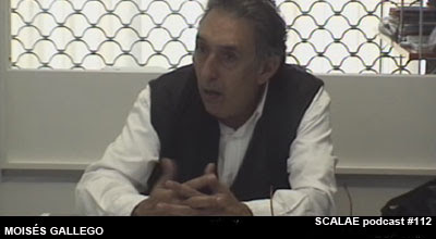 Moisés Gallego en el Centro de Enlace AE BCN para SCALAE