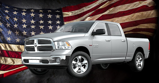 7 Simple Reasons That Will Make You Want To Own A Ram 1500 | Fitzgerald Auto Mall Lexington Park