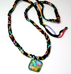 Fireflyglassdesign & Scarfitup Necklaces