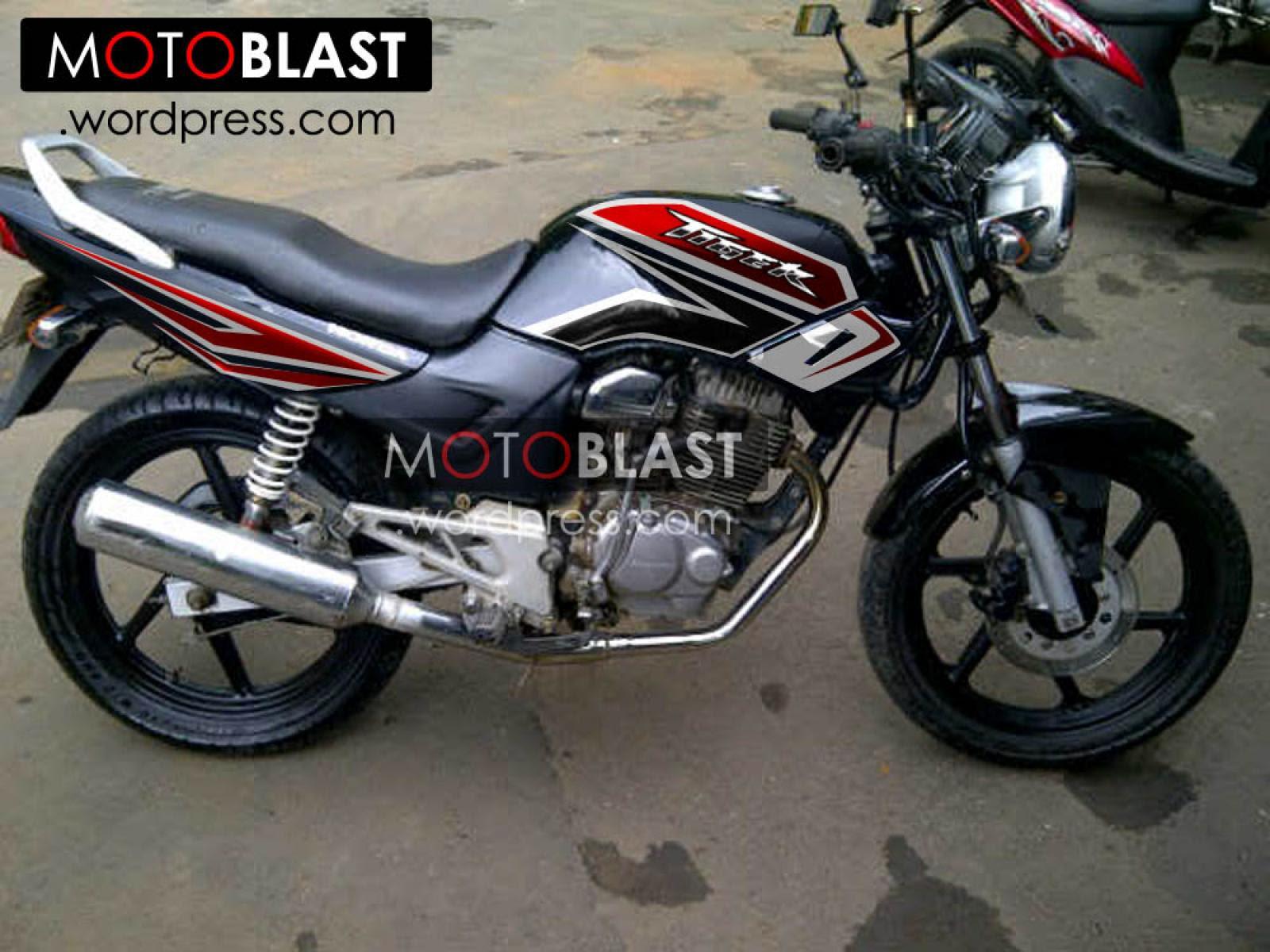 Kumpulan Harga Modifikasi Motor Tiger 2000 Terlengkap Dinding Motor