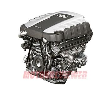 Audi 42 V8 Engine Weight