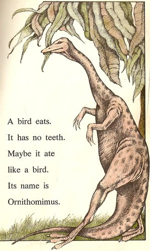 Dinosaur Time Ornithomimus