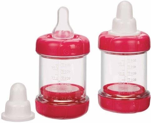 Baby Food Nurser Bottle