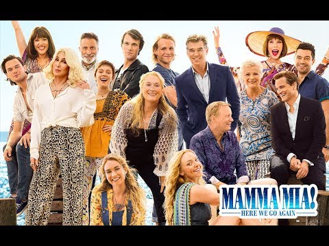 "I Fell In Love With ""Mamma Mia: Here We Go Again"""