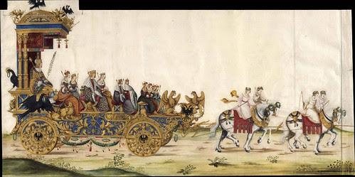 Triunfo del Emperador Maximiliano I (72a)