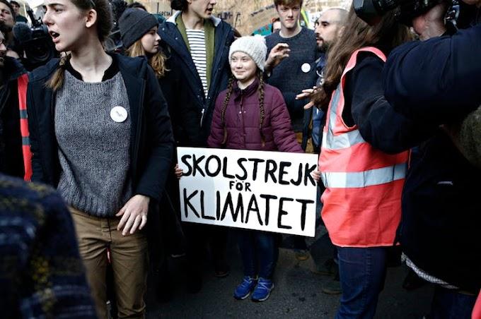 Yuk, Belajar Dari Greta Thunberg Untuk Selamatkan Lingkungan Kita