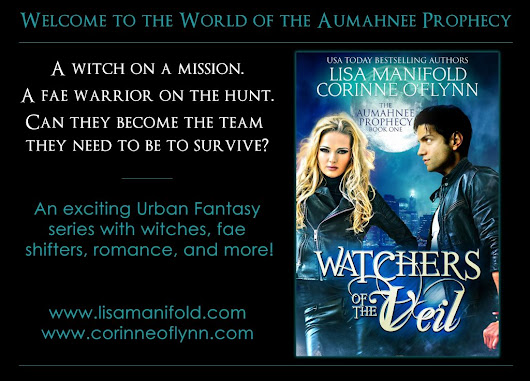New Series: Introducing The Aumahnee Prophecy! #amreading #giveaway