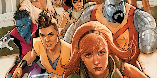 Marvel Announces 6 New X-Men Series for Age of X-Man | CBR