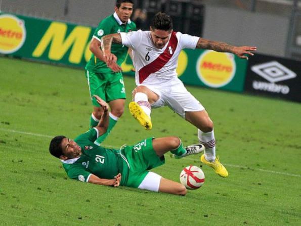 PERU 1 - bolivia 1