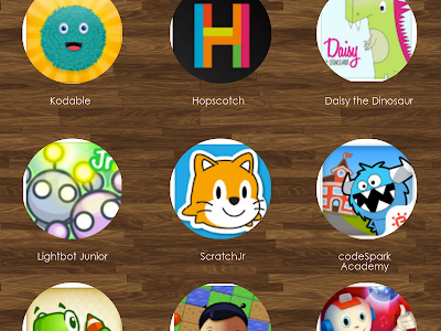 12 Great Coding Apps for Young Learners