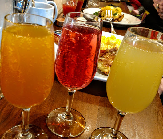 A Few of My Favorite Things: Mimosas!