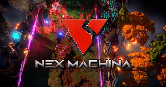 "Housemarque has unveiled their ""Nex Machina""documentary ""Name of the Game"""